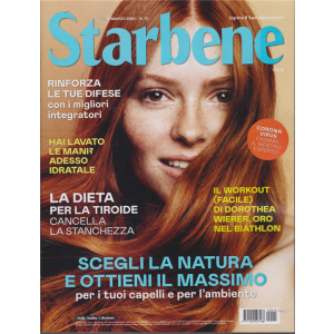 Starbene - n. 13 - 10 marzo 2020 - settimanale