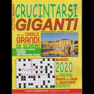 Crucintarsi Giganti - n. 9 - mensile - marzo 2020