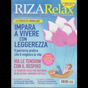Riza Relax - Vivere con leggerezza - n. 4 - marzo - aprile 2020 - bimestrale