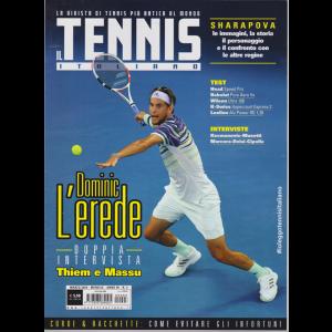 Il Tennis Italiano - n. 3 - mensile - marzo 2020 -