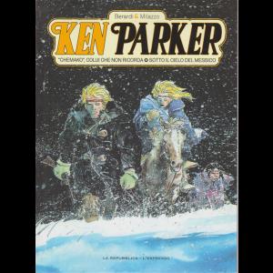 Ken Parker - n. 6 - settimanale - Chemako, colui che non ricorda - sotto il cielo del Messico