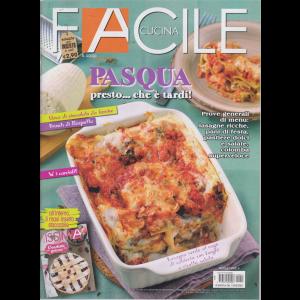 Facile Cucina -n. 3 - mensile - 13/3/2020