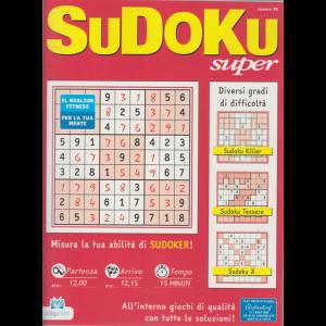 Sudoku Super - n. 96 - bimestrale - 12/3/2020