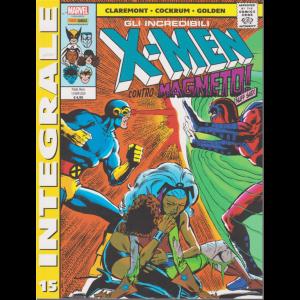 Marvel Integrale - Gli incredibili x-men - n. 15 - mensile - 12 marzo 2020 - Contro Magneto!