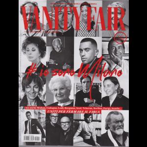 Vanity Fair  - n. 11 - settimanale - 18 marzo 2020 -
