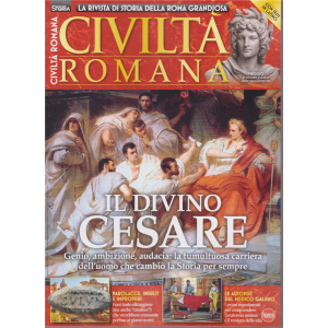 Conoscere la storia - Civiltà romana - n. 11 - bimestrale - aprile - maggio 2020