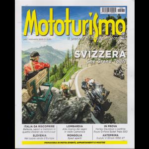 Mototurismo - n. 260 - marzo - aprile 2020 - bimestrale
