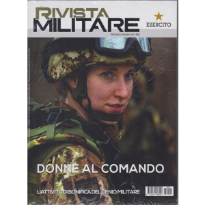 Rivista Militare - n. 1 /2020 - Periodico fondato nel 1856