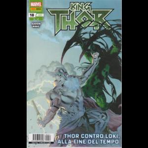 Thor - n. 251 - mensile- 12 marzo 2020 - Thor contro Loki, alla fine del tempo
