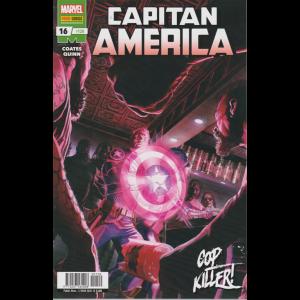 Capitan America - n. 120 - mensile - 12 marzo 2020 - Cop killer!