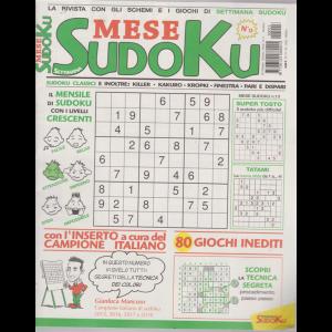 Settimana Sudoku Mese - n. 13 - mensile - 13/3/2020 -