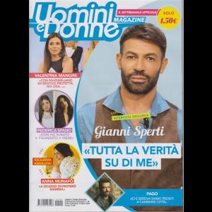 Uomini e  Donne Magazine - n. 9 - settimanale - 13 marzo 2020 -
