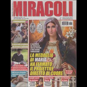 Miracoli e Misteri - n. 10 - settimanale - 11 marzo 2020 -
