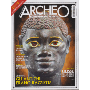 Archeo - n. 421 - 10 marzo 2020 - mensile