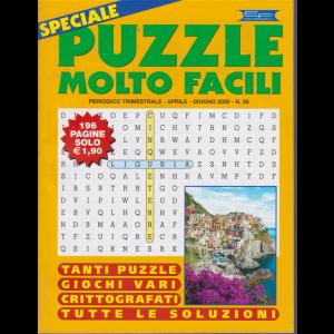 Speciale Puzzle molto facili - n. 28 - trimestrale - aprile - giugno 2020 - 196 pagine