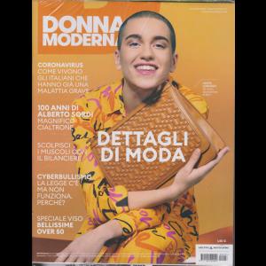 Donna Moderna - n. 13 - settimanale - 12 marzo 2020 + Il catalogo OBI garden 2020