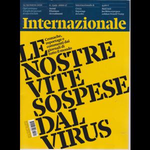 Internazionale - n. 1349 - 13/19 marzo 2020 - settimanale