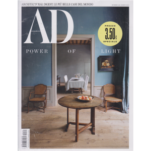 Ad-Architectural digest - n. 462 - marzo 2020 - mensile