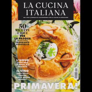 La cucina italiana - n. 4 -aprile 2019 - mensile