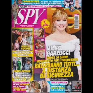 Spy - n. 11 - settimanale - 13 marzo 2020