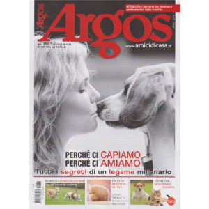 Argos - n. 76 - mensile - 14/3/2020