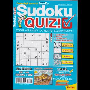 Sudoku Quiz - n. 28 - marzo - aprile 2020 - bimestrale