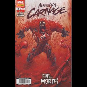 Marvel Miniserie - Absolute carnage - n. 229 - mensile - 12 marzo 2020 - Fino alla morte!
