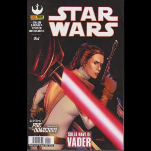 Star Wars -n. 57 - Sulla nave di Vader - mensile - 12 marzo 2020