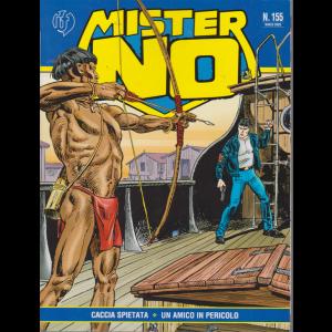 Mister No - n. 155 - marzo 2020 - mensile - Caccia spietata - Un amico in pericolo