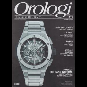 Orologi - n. 333 - marzo 2020 - mensile
