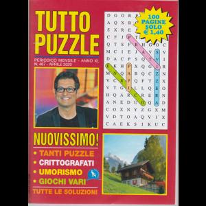 Tutto Puzzle - n. 467 - aprile 2020 - 100 pagine - mensile