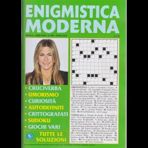 Enigmistica Moderna - n. 366 - mensile - aprile 2019