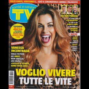 Sorrisi e Canzoni Tv - n. 11 - 17 marzo 2020 - settimanale -