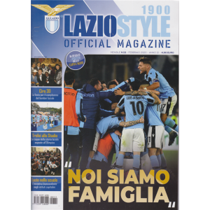Lazio Style 1900 - n. 111 - febbraio 2020 - mensile