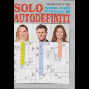 Solo Autodefiniti - n. 288 - mensile - aprile 2020