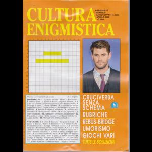 Cultura Enigmistica - n. 322 - mensile - aprile 2020 -