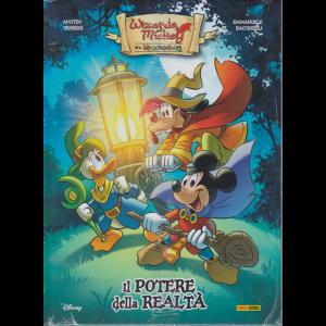 Topolino Fuoriserie - Wizards of Michey - Il potere della realtà - n. 2 - trimestrale - marzo 2020 - copertina rigida - 2 riviste fumetti