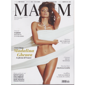 Maxim - n. 1 - bimestrale - marzo - aprile 2020 -