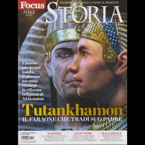 Focus Storia - n. 162 - aprile 2020 - mensile -