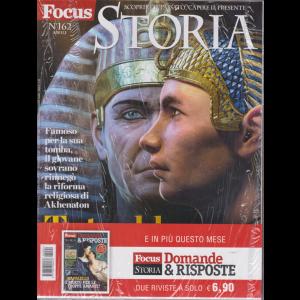 Focus Storia  + Focus storia Domande & Risposte - n. 162 - aprile 2020 - mensile - 2 riviste