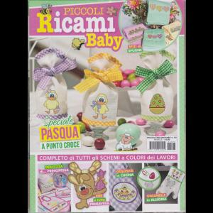 Piccoli Ricami Baby - n. 93 - mensile - 2 riviste