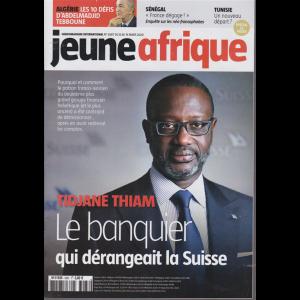 Jeune Afrique - n. 3087 - du 8 au 14 mars 2020 - hebdomadaire international - in lingua francese