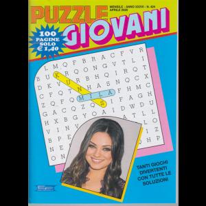 Puzzle Giovani - n. 424 - mensile - aprile 2020 - 100 pagine