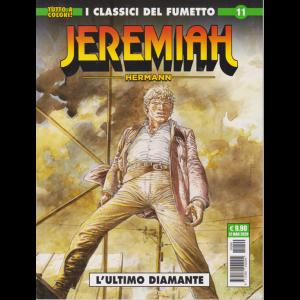 Jeremiah Hermann - L'ultimo diamante - n. 11 - 12 marzo 2020 - mensile - tutto a colori