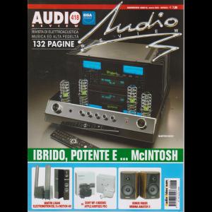 Audio Review - n. 418 - marzo 2020 - mensile - 132 pagine