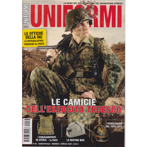 Uniformi - n. 36 - bimestrale - marzo - aprile 2020 -