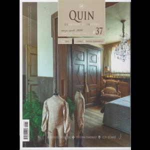 Quin - Quaderno di Interni - n. 37 - marzo - aprile 2020 - bimestrale