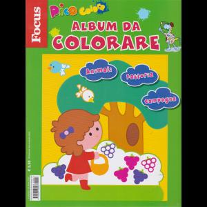 Focus Pico Colora - n. 2 - Album da colorare - bimestrale - marzo - aprile 2020 -