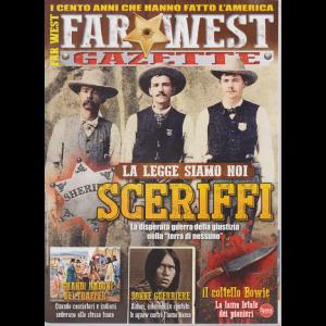 Far West Gazette Extra - n. 12 - bimestrale - marzo - aprile 2020 -