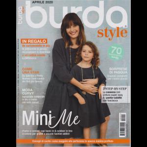 Burda style - n. 4 - aprile 2020 - mensile